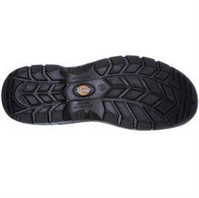 Herren Arbeitsstiefel WD114 Redland S1P super safety chukka boot black