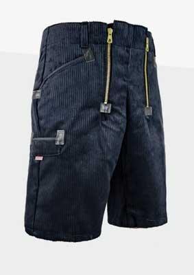 Herren Zunft-Shorts WESER - CLASSIC Trenkercord