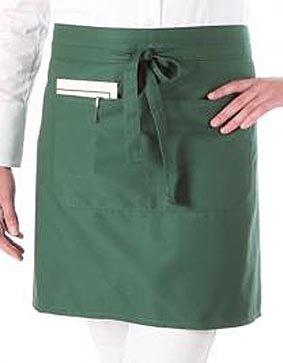 Vorbinder BAKER'S mit Taschen L50 x B90 cm