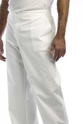 Unisex Hose mit Gummizug für Wellness und SPA und Praxis
