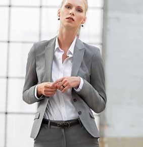 Damen-Blazer Slim