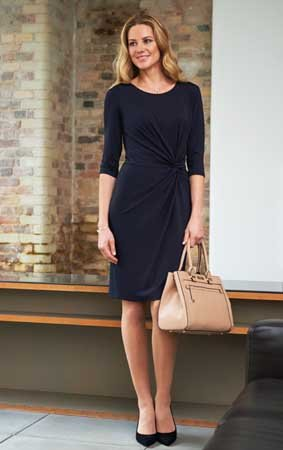 Damenkleid NEPTUNE von Brook Taverner