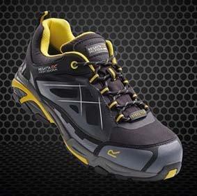 Sicherheits-Trainer RG560 Prime softshell S3 black/yellow