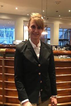 Damen Servicejacke THERESA Luxus