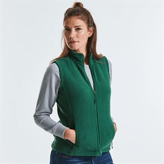 Damen Outdoor Fleece Weste 8522 8720F