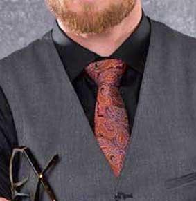 Krawatte PES
