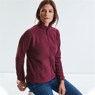Damen Outdoor Fleece Jacke
