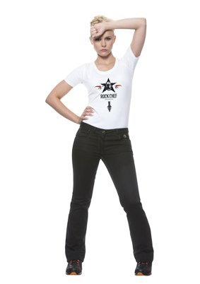 Damen Stretch-Hose ROCK CHEF® RCHF1