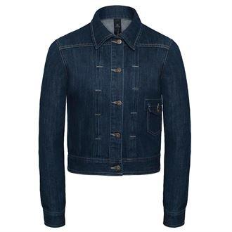 Damen Jeans Jacke 8522 B809F