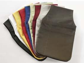 Gürteltasche farbig für Kellner waschbar