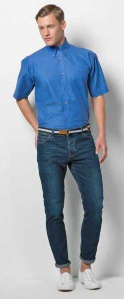Workwear Oxford Hemd kurzarm KK350