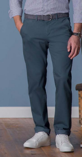 Herren Chino Regular Fit 97%BW / 3%EL