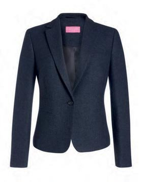 Damen Tweed-Blazer MONTREAL Slim Fit
