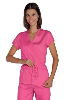 Damen Tunika Kimono TONGA pink 65/35 006060