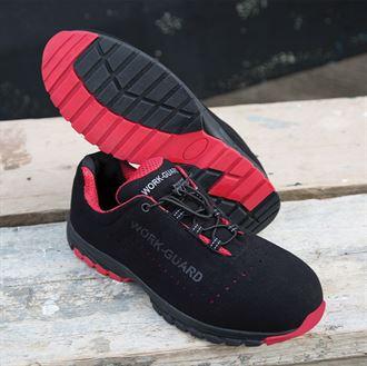 Sicherheitsschuh mit Sneaker Appeal S1P R347X