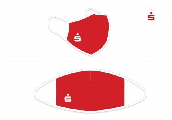 Mund- und Nasenmaske mit IHREM Logo waschbar