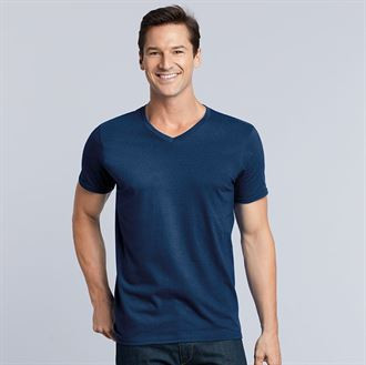 Herren T-Shirt V-Neck SOFT