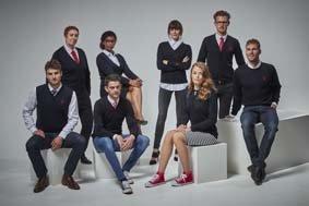 Damen Pullover COPENHAGEN V-Ausschnitt, slim fit 4180