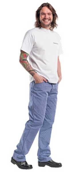 Jeans Kochhose BASIC BLUE