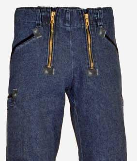Herren Jeans Zunfthose Denim
