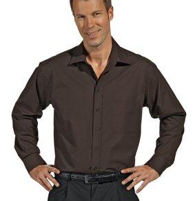 Stretch Hemd waschbar bis 60 Grad 1/1 Arm