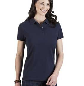 Damen Superior Polo kurzarm 8502 4005