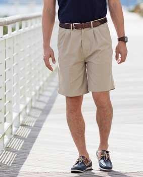 Herren Teflon® coated Chino shorts HB605