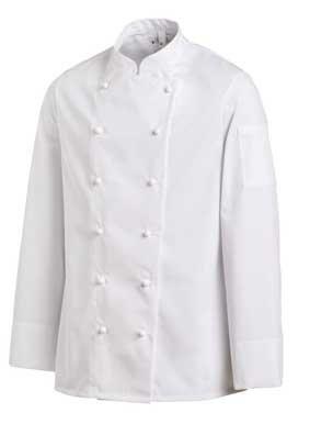 Unisex Kochjacke langarm CLEAN DRESS