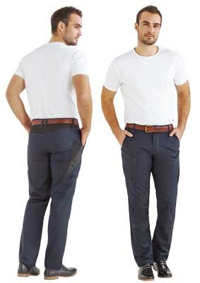 Herren Funktions-Hose Chino Style