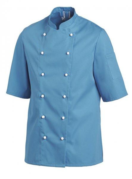 Unisex Kochjacke kurzarm CLEAN DRESS