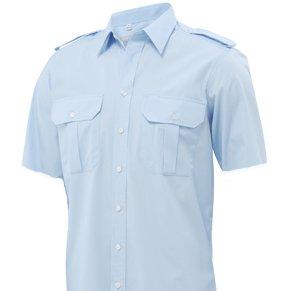 Pilothemd HOWARD kurzarm Slim fit