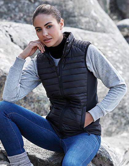 Damen Bodywarmer CROSSOVER