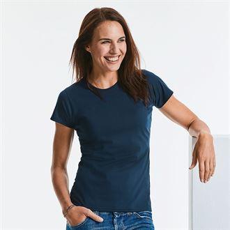 Damen HD T-Shirt kurzarm 8522 J165F