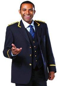Doorman Jacke CROY