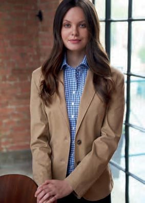 Damen Chino-Blazer OTTAWA Regular Fit
