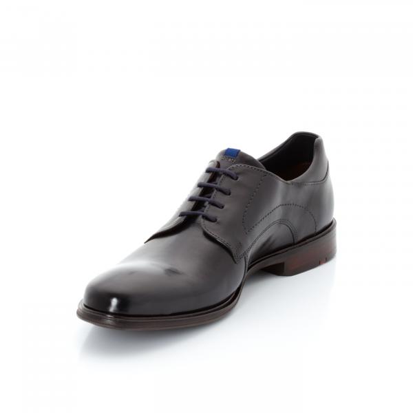 Lloyd Herren Business Schuh schwarz und braun