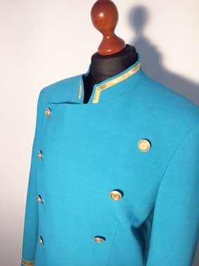 Damen Uniform Bellman Jacke