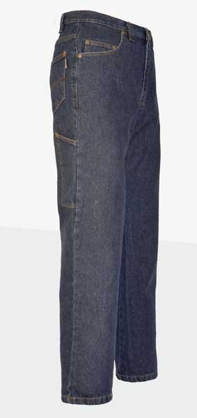 Herren Workwear Jeans Bundhose SALZACH Denim
