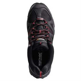 Sicherheits-Trainer RG558 Riverbeck S1P black/red
