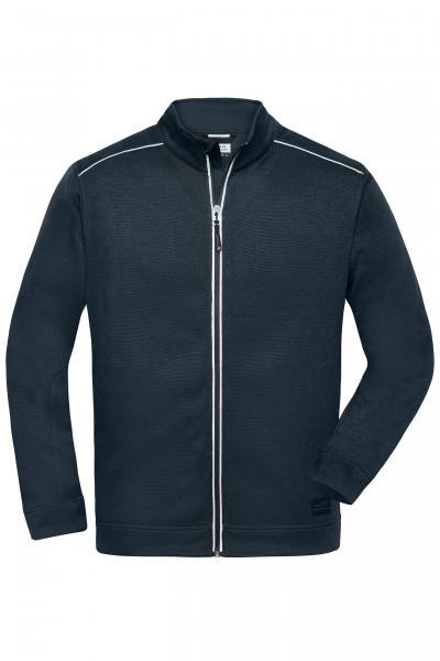 Herren Soft knitted Workwear Jacke für Aufsicht und Empfang