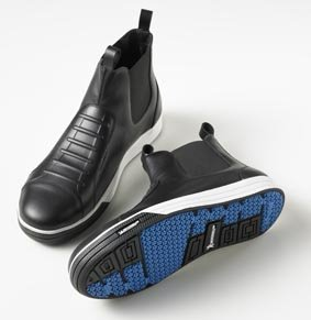 GT1PRO MAGISTER MEN MID Black Ankle Boot