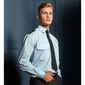 Diensthemd PILOT langarm PR210