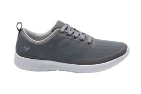 Sneaker ALMA Farbe mittelgrau ULTRA LEICHT