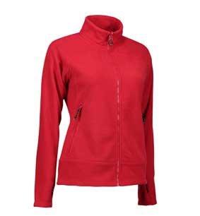 Damen Fleece Jacke ZIP'N'MIX ACTIVE