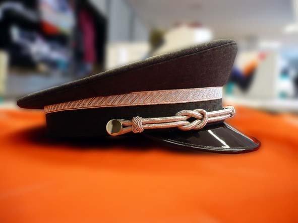 Uniform Schirmmütze (Anfertigung / Mindestbestellmenge)