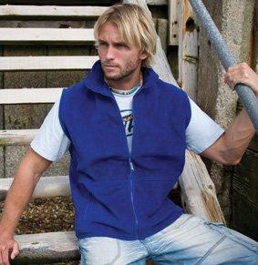 Unisex Active Fleece Bodywarmer 8522 RE37A