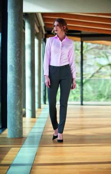 Damenhose TORINO SIGNATURE Slim Fit von Brook Taverner