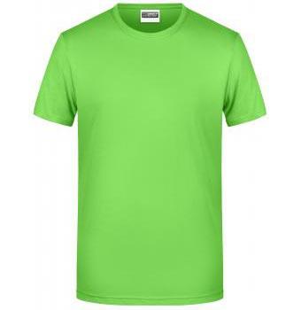 Herren BIO Basic-T-Shirt JN8008