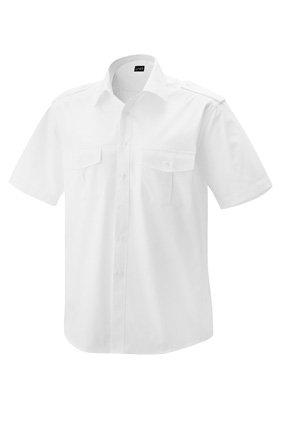 Pilothemd kurzarm