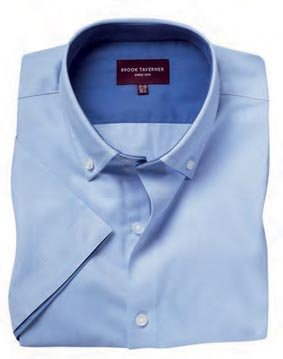 Royal Oxford-Hemd CALGARY 1/4 Arm Regular Fit